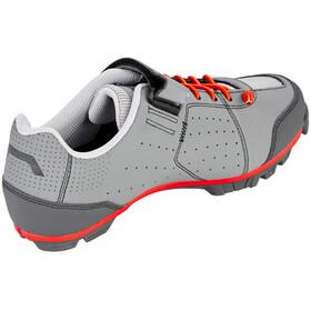 Cube MTB Peak Shoes grey/orange